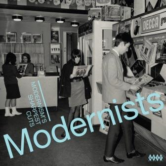 Modernism's Sharpest Cuts (VINYL)