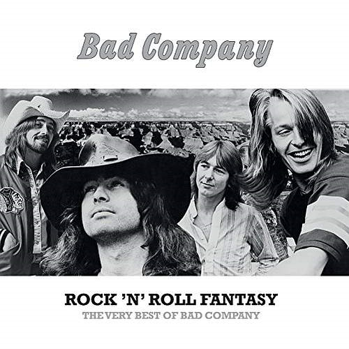 Rock ´n´ Roll Fantasy: The Very Best Of Bad Company (VINYL - 2LP)