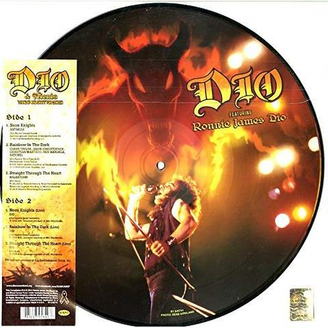 "Dio And Friends: Stand Up And Shout For Cancer (VINYL - 12"")"