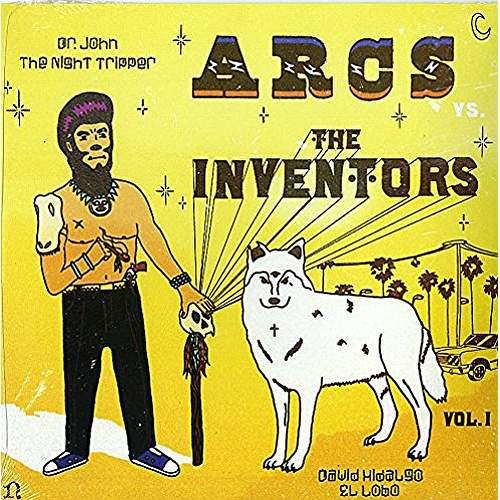 The Arcs Vs. The Inventors Vol (VINYL)
