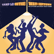 Produktbilde for On The Way Uptown - The Uptown Saturday Night Demo (VINYL)