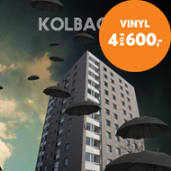 Produktbilde for Kolbacken (VINYL)