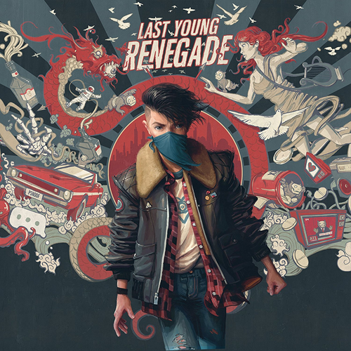Last Young Renegade (VINYL)