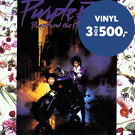 Produktbilde for Purple Rain Remastered (VINYL)