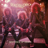 Sentence Of Death (Euro Cover) (VINYL)