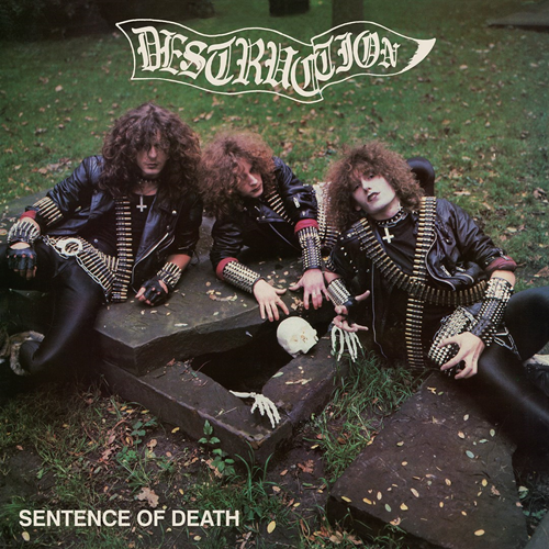 Sentence Of Death (Us Cover) (VINYL)