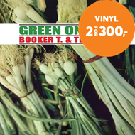 Produktbilde for Green Onions (VINYL)