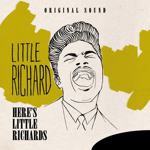 Here's Little Richard (VINYL)