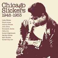 Produktbilde for Chicago Slickers 1948-1953 (VINYL)