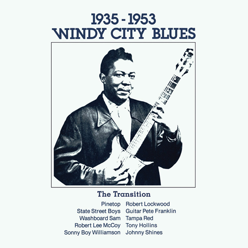 Windy City Blues 1935-1953 (VINYL)