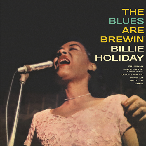 The Blues Are Brewin' (VINYL)