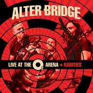 Produktbilde for Live At The O2 Arena + Rarities (VINYL - 4LP)