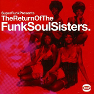 The Return Of The Funk Soul Sisters (VINYL - 2LP)