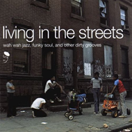 Living In The Streets Vol.1: Wah Wah Jazz Funky Soul & Other Dirty Grooves (VINYL - 2LP)