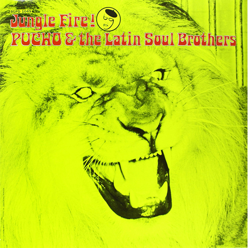 Jungle Fire! (VINYL)