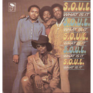 Soul What Is It (VINYL)