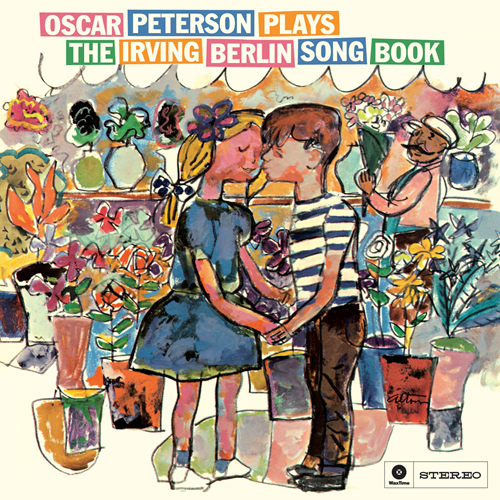 Oscar Peterson Plays The Irving Berlin Songbook (VINYL)