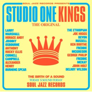Produktbilde for Studio One Kings (VINYL - 2LP)