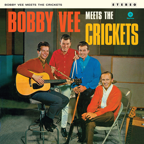 Meets The Crickets + 2 Bonus Tracks (VINYL)