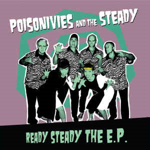 "Ready Steady The Ep - Limited Edition (VINYL - 7"")"