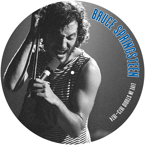 Live In Studio 73-74 (VINYL - Picture Disc)
