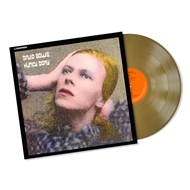 Hunky Dory - Limited Edition (VINYL - Gold)