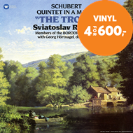 "Produktbilde for Schubert: Quintet In A Major ""The Trout"" (VINYL)"
