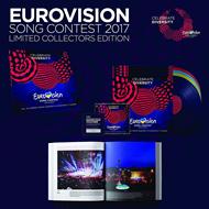Eurovision Song Contest - Kiev 2017: Limited Collectors Edition (VINYL - 4LP + 2CD + Bok)