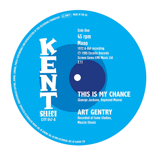 "This Is My Change/Even If The Signs Are Wrong (VINYL - 7"")"