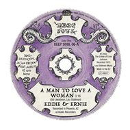 "A Man To Love A Woamn (VINYL - 7"")"