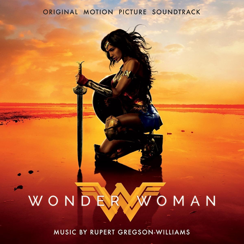 Wonder Woman - Original Motion Picture Soundtrack (VINYL - 2LP - 180 gram)