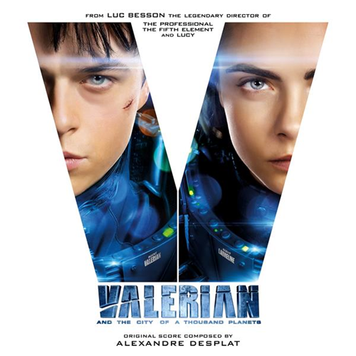 Valerian And The City Of A Thousand Planets - Original Score (VINYL - 2LP - 180 gram)