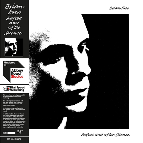Before And After Science - Half Speed Master (VINYL - 2LP - 180 gram - 45 RPM)