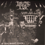 If You Want Cock (VINYL)