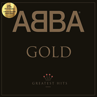ABBA Gold - 25th Anniversary Edition (VINYL - 2LP - Gold)