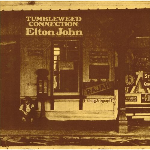 Tumbleweed Connection (VINYL - 180 gram)