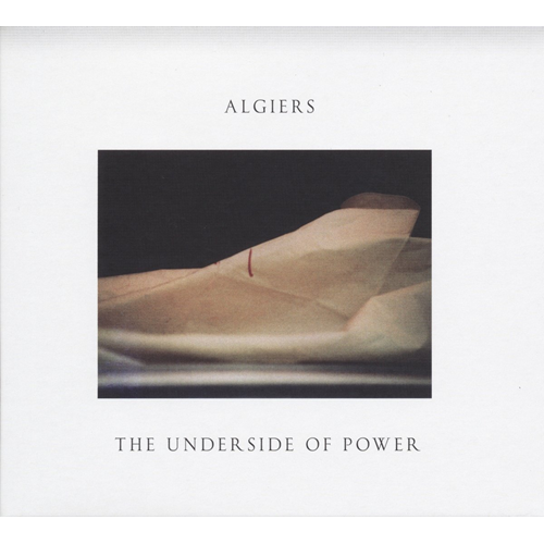 The Underside Of Power - Limited Edition (VINYL - Cream Colored)