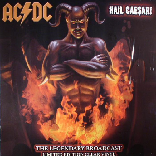 Hail Caesar! - The Legendary Broadcast (VINYL - Clear)