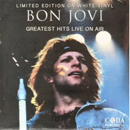 Greatest Hits Live On Air (VINYL - White)
