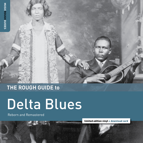 The Rough Guide To Delta Blues (VINYL)