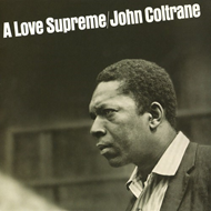 Produktbilde for A Love Supreme (UK-import) (VINYL)