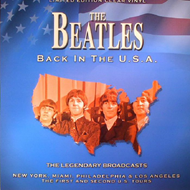 Back In The U.S.A - The Legendary Broadcasts (VINYL)