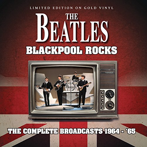 Blackpool Rocks - The Complete Broadcasts 1964-65 (VINYL - Gold)