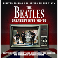 Greatest Hits  '62- '65 (VINYL - Red)
