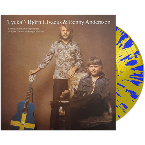 Lycka - Limited Edition (VINYL - 180 gram - Blue And Yellow)