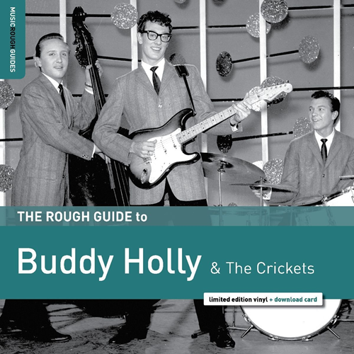 The Rough Guide To Buddy Holly & The Crickets (VINYL)