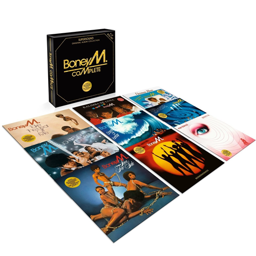 Complete  - The Original Vinyl Albums (VINYL - 9LP - 180 gram)