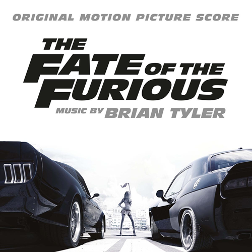 The Fate Of The Furious - Original Motion Picture Score (VINYL - 2LP - 180 gram)