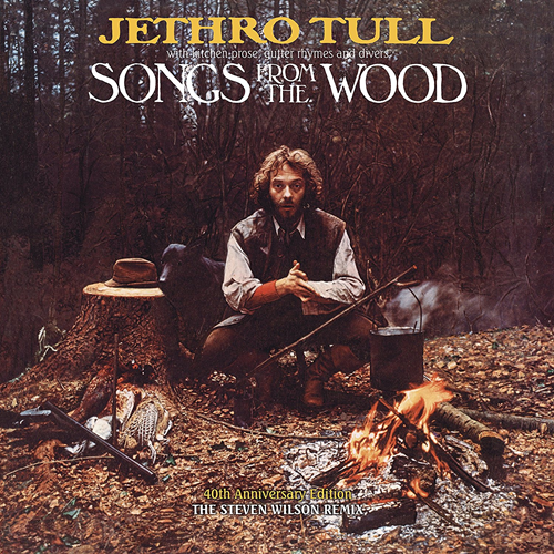 Songs From The Wood - 40th Anniversary Edition (VINYL)