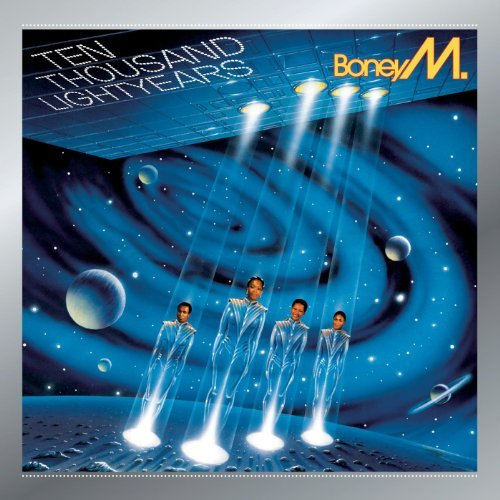 Ten Thousand Lightyears (VINYL - 180 gram)
